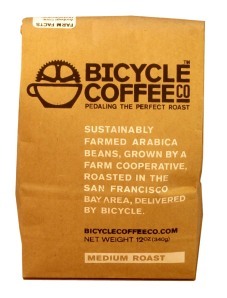 Locally roasted coffee to share. You can't go wrong!